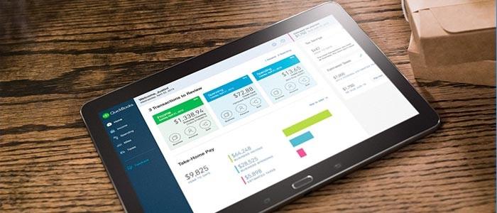quickbooks tablet